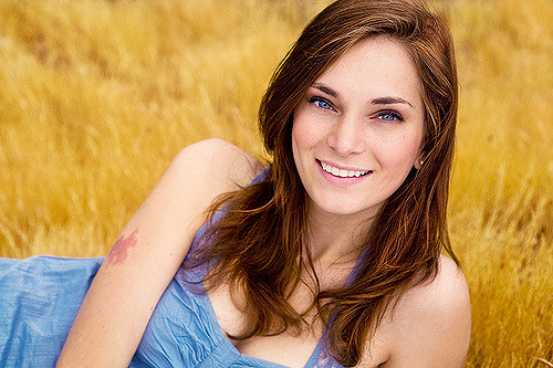 Senior Portrait 1 - Tamara (Color)
