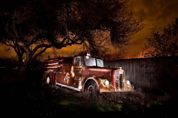 """1956 Le France Pumper"" Corpus Christi, Texas"