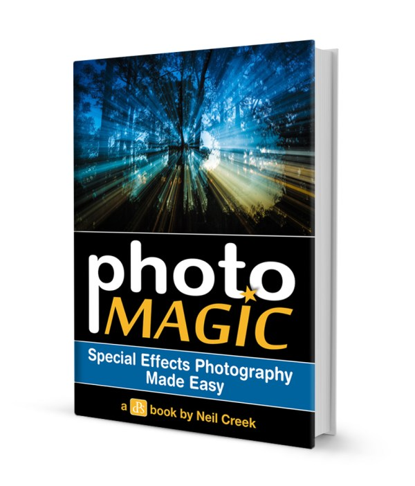 24 Hours Left to Save 25% on our New Trick Photography eBook