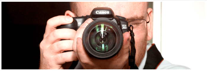How To Hold A Camera