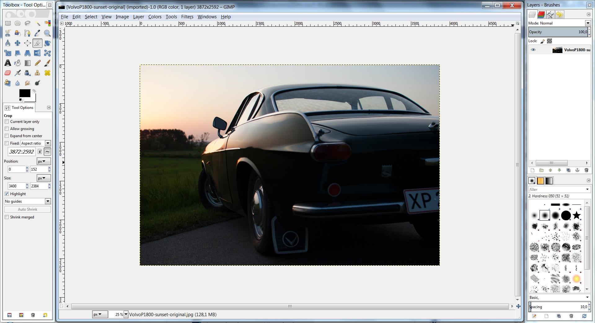 Make your Photos Sparkle with GIMP
