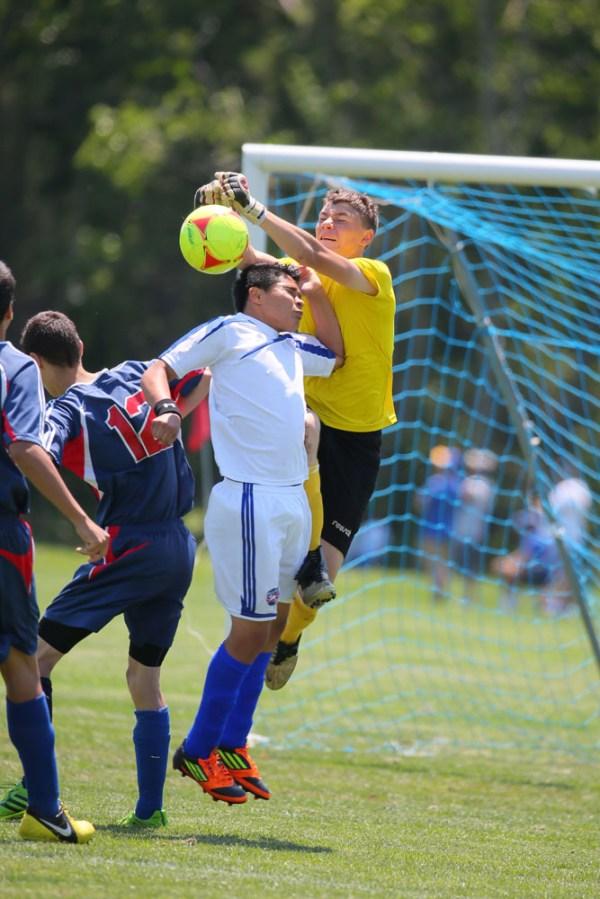 Get A Kick: Photograph Soccer!