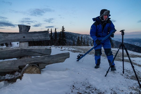 The Yukon's Northern Lights – Behind the Scenes