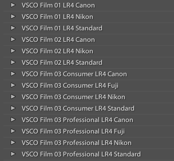 How to Use Film Simulator Presets in Lightroom