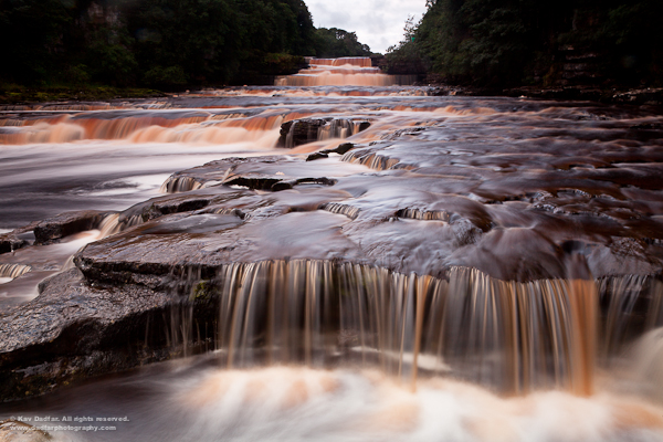 Photographing waterfalls 1
