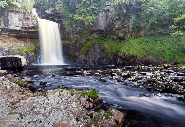 Photographing waterfalls 2