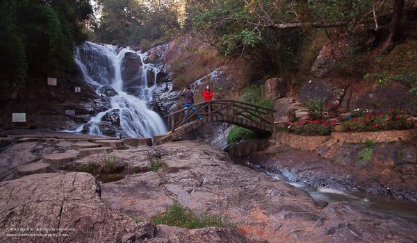 Photographing waterfalls 5