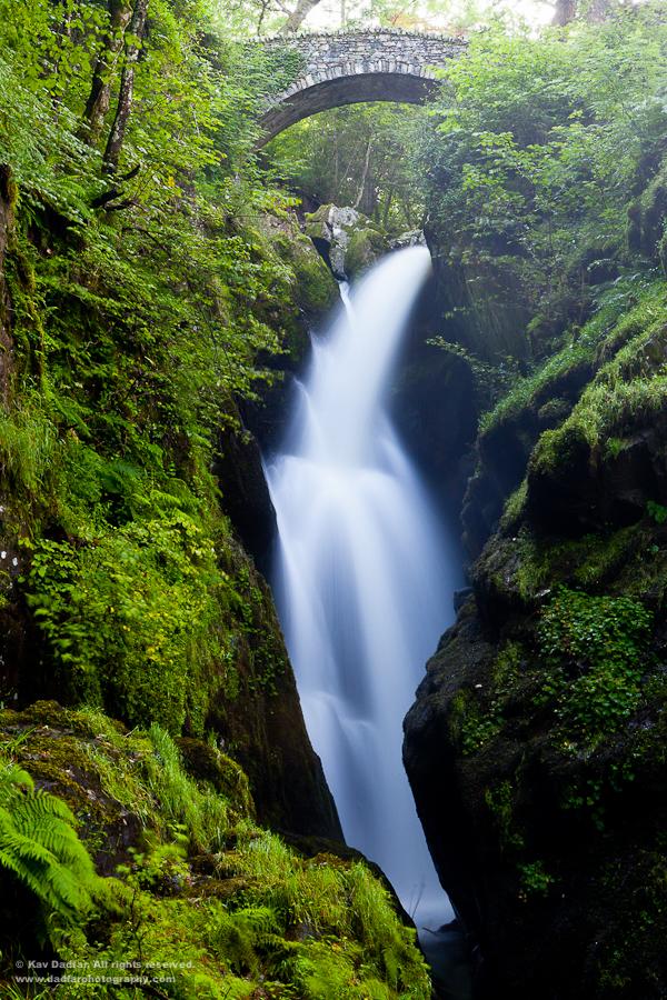 Photographing waterfalls 7