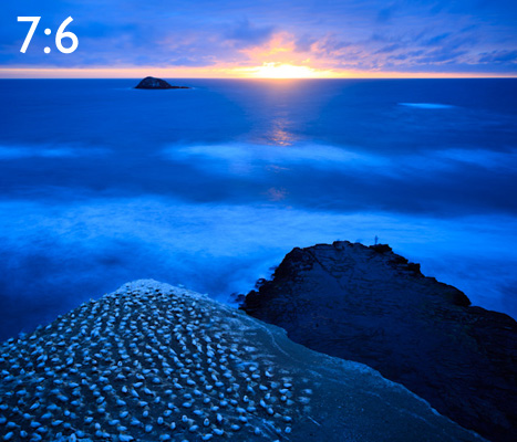 7:6 photography aspect ratio