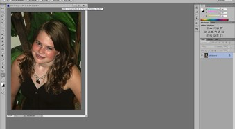 Basic Skin Smoothing in Photoshop