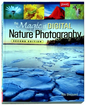 The Magic of Digital Nature Photography [BOOK REVIEW]