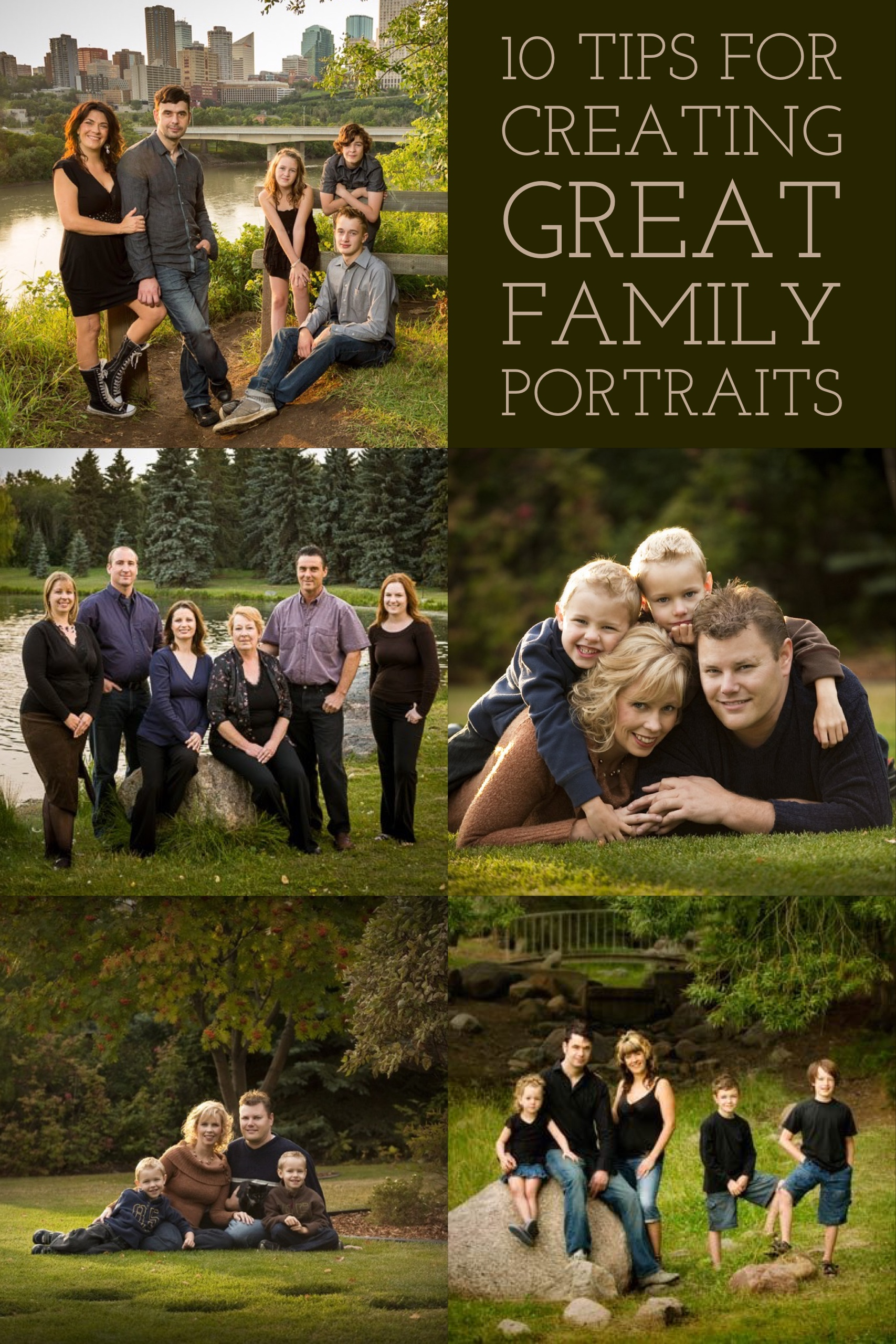 PIN IT If Youre On Pinterest And Want To Save This Family Portrait Tips Tutorial Heres An Image Just For You
