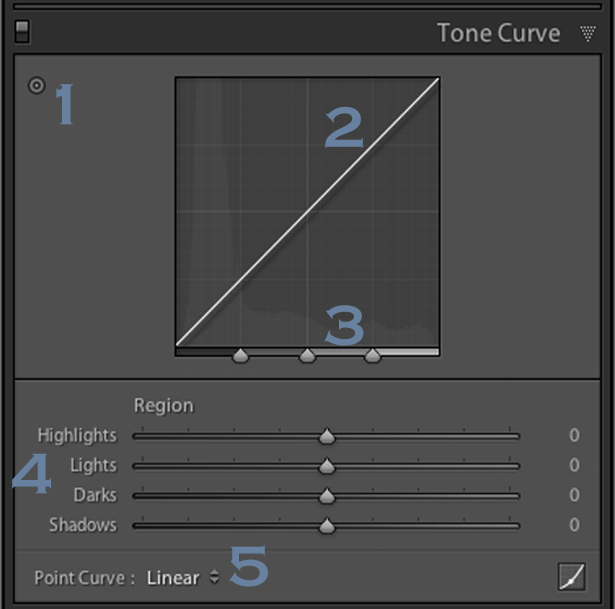 Lightroom's Tone Curve Explained
