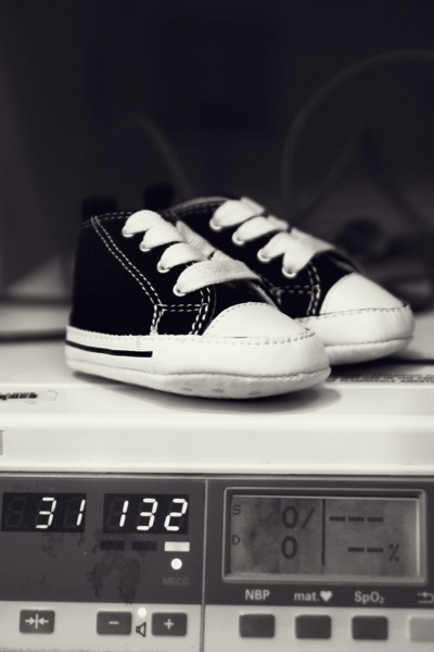 Birth Photography Chucks