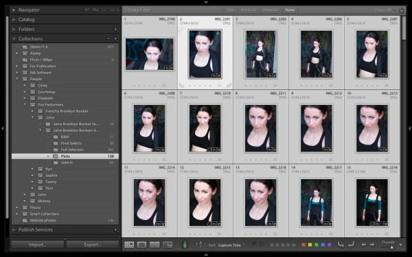 How to Use Lightroom Collections to Improve your Workflow