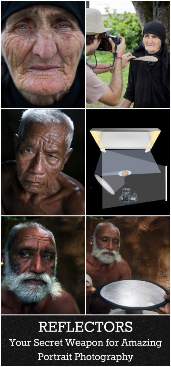Reflectors: Your Secret Weapon for Amazing Portrait Photography