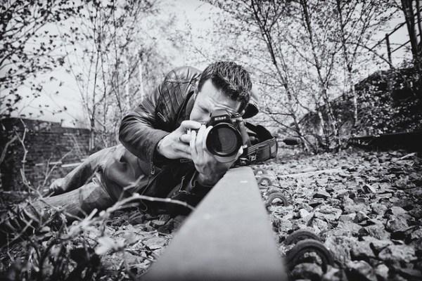 Bugs Eye View: Weekly Photography Challenge