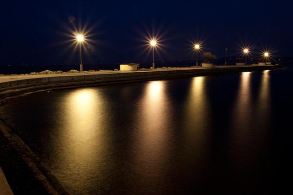 McEnaney starbursts water