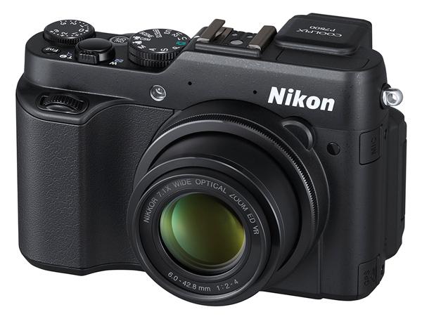 尼康Coolpix P7800数码相机评测