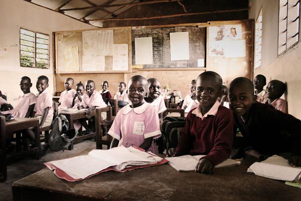 Kenyan orphanage