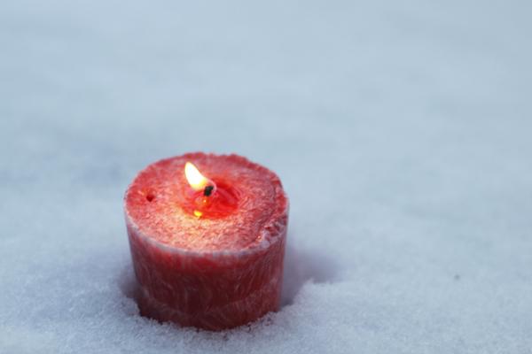 McEnaney candle