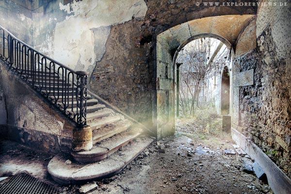 Urban Exploration Photography – Urbex