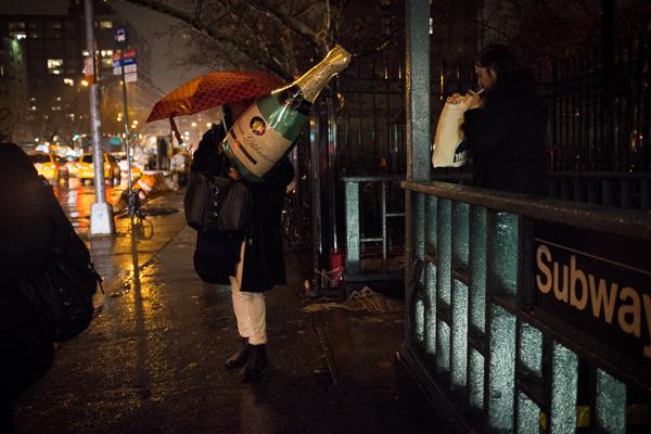 fotografando a vida noturna