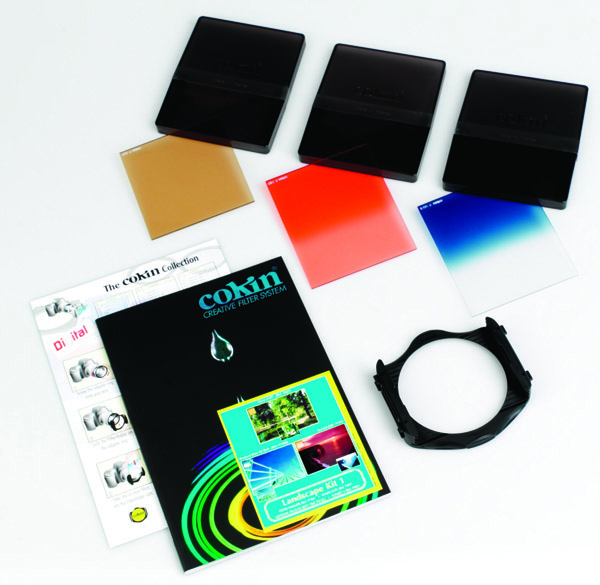 Cokin Landscape Kit filter set