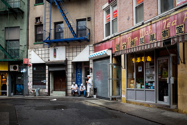 Chinatown Chefs