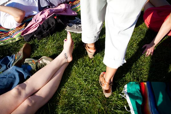 Prospect Park, Summer