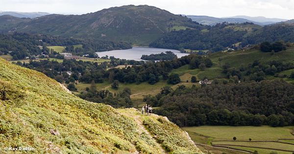 Kav Dadfar-People In Photos-Lake District
