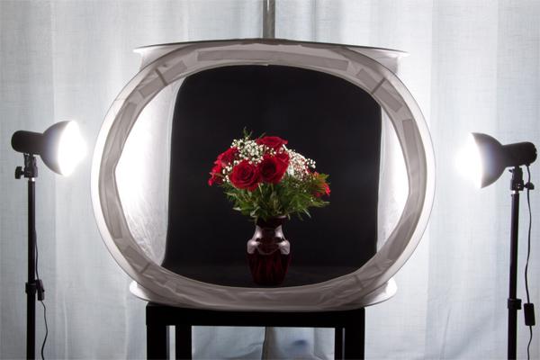interior design light box studio set software