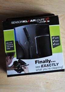 SensorKlear Loupe Kit Review