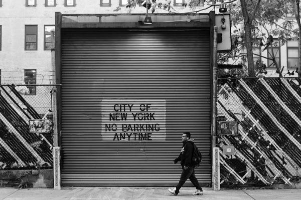 Tripod street photography