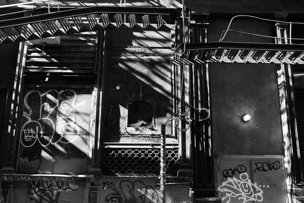 Cortlandt Alley.