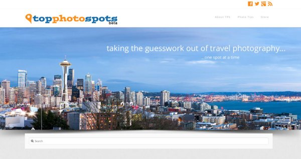 Top Photo Spots – a New Way to Find Locations for Photography