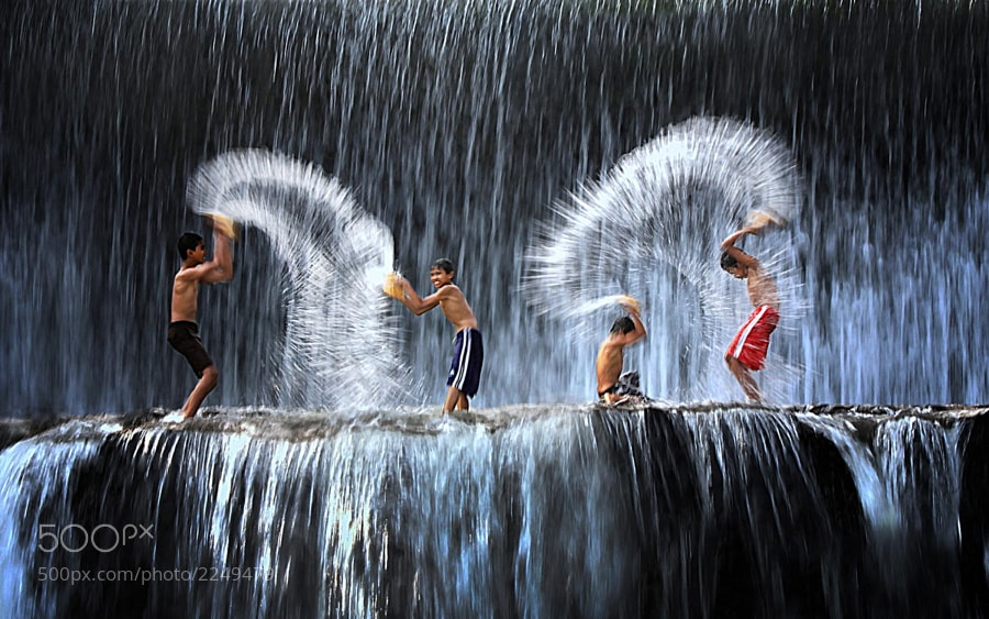 Photograph ?  splash  ? by Ayie  Permata Sari on 500px