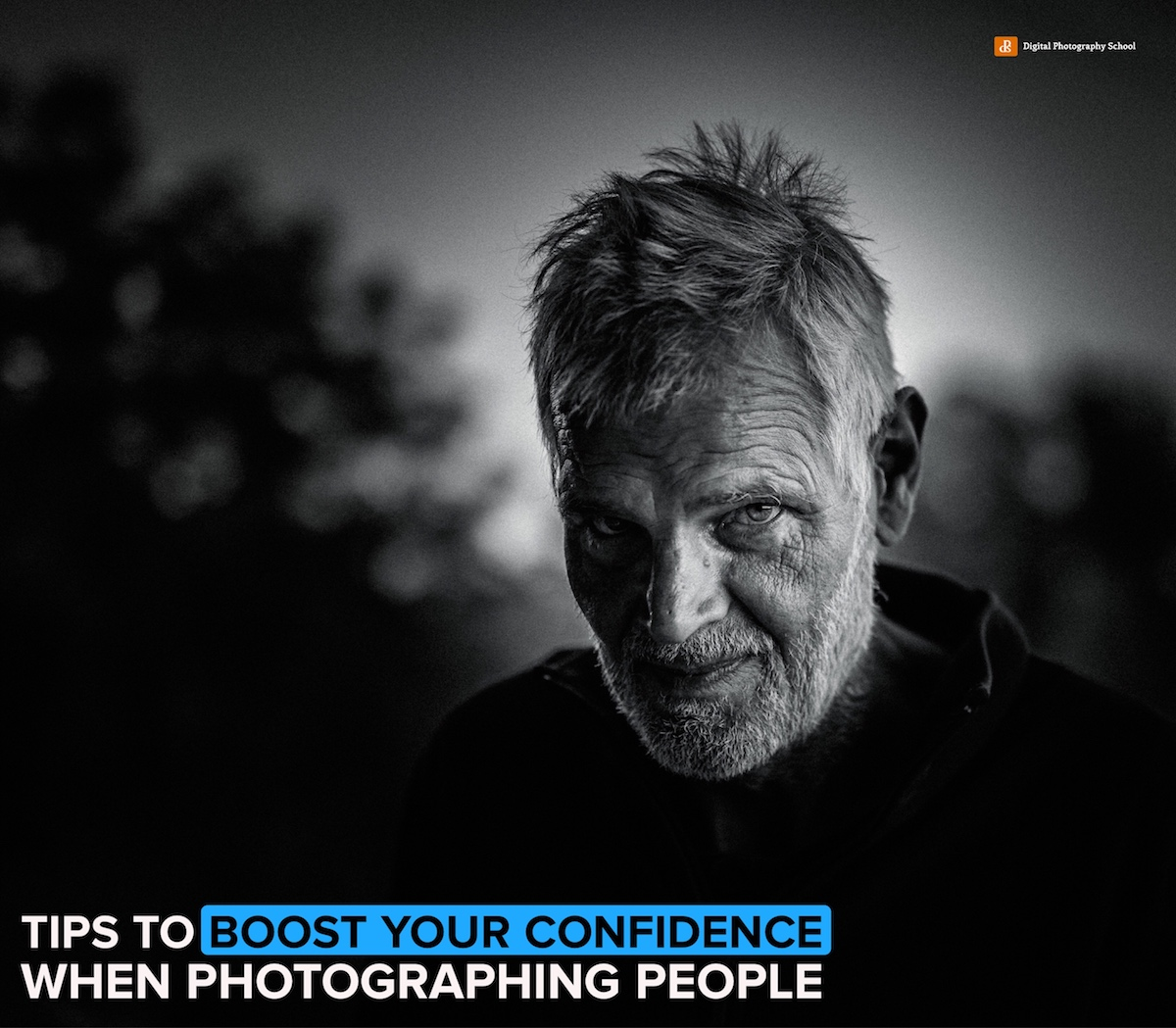 Tips for Boosting Your Confidence Doing People Photography