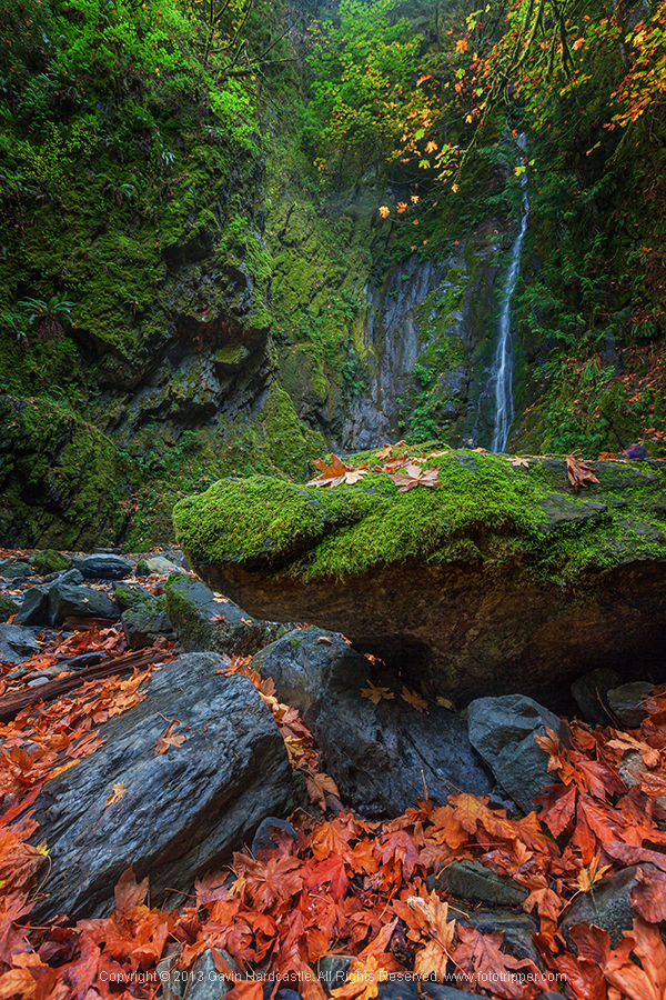 Learn how to shoot waterfalls and creeks