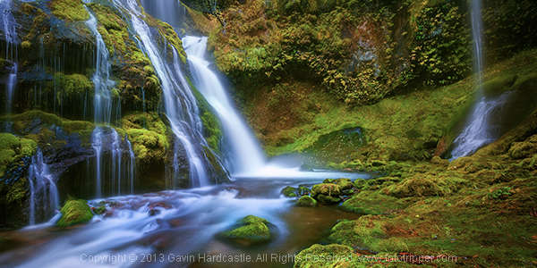 How to Photograph streams and rivers
