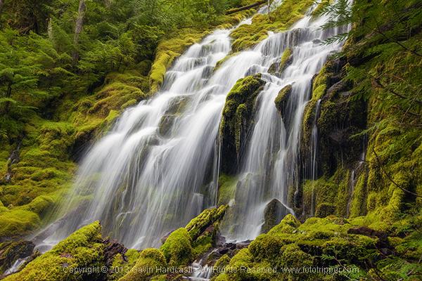 How to shoot waterfalls