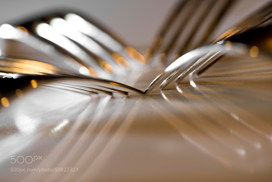 Photograph 70/365 Fork((((s)))) by Mark DeCamp on 500px