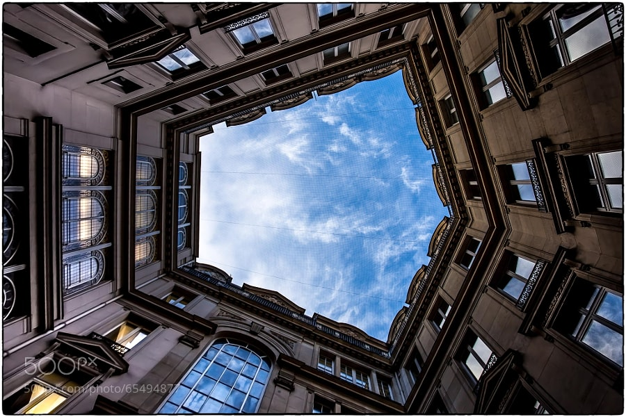 Photograph Sky Gate by Gianluca Gobbi on 500px