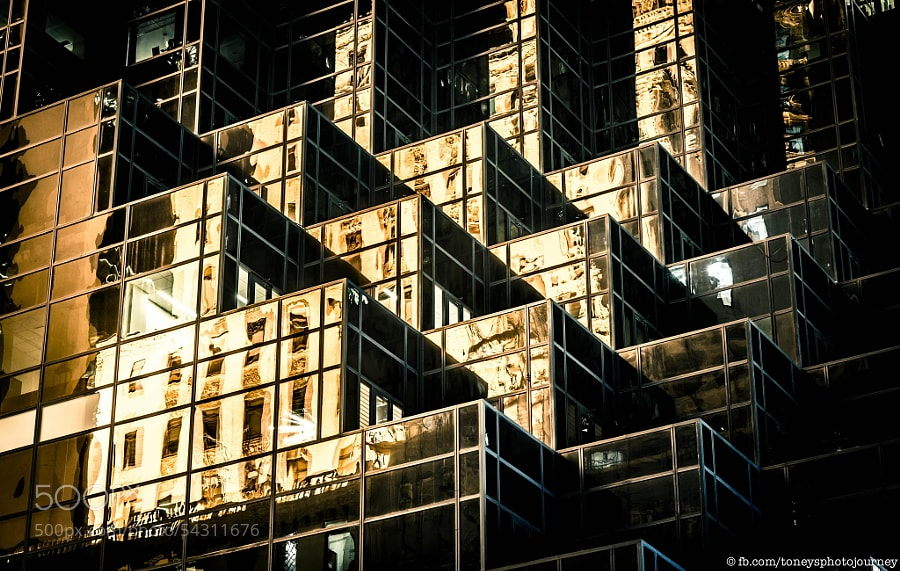 Photograph Golden Bricks by Toney's Photo Journey on 500px