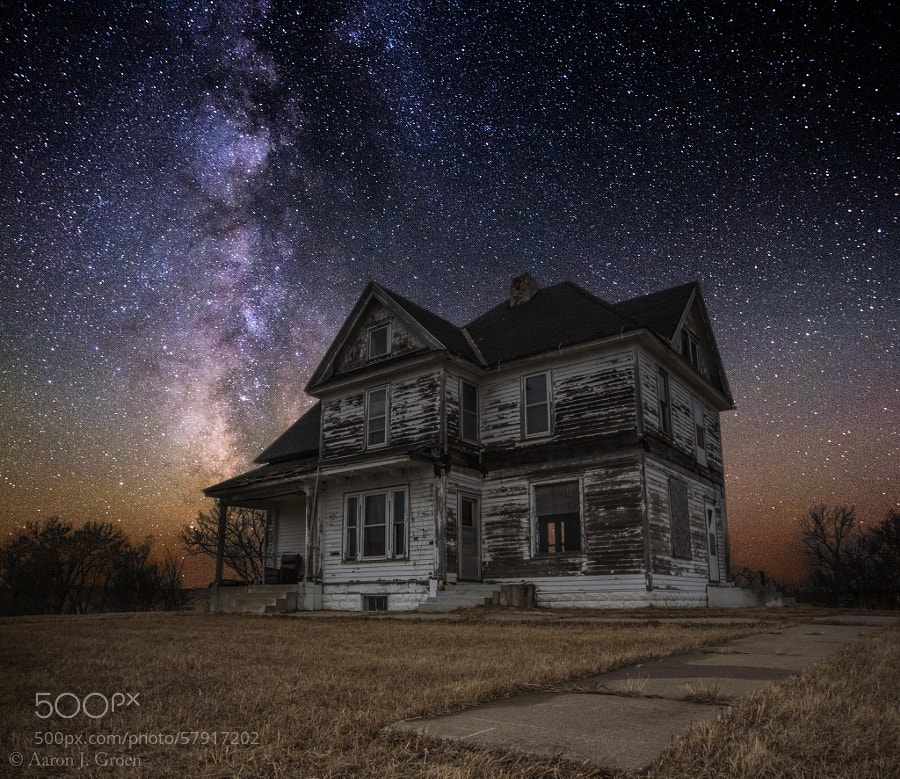 Photograph What Once Was by Aaron J. Groen on 500px