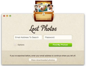 Retrieve Lost Photos from the Black Hole of Your Email Account