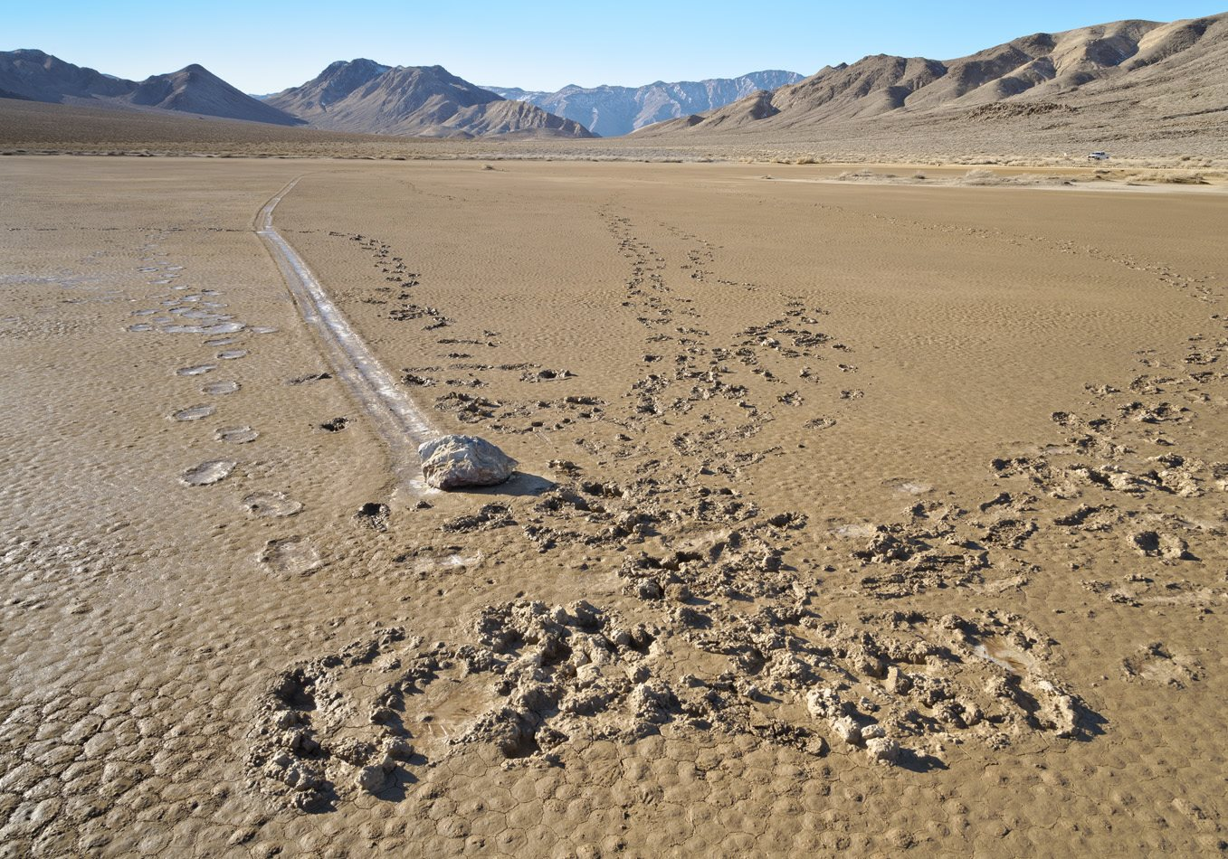 Image originally posted on the Death Valley National Park Facebook page. Used with permission.