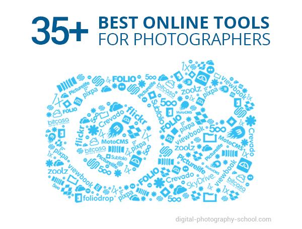 35 photography marketing tools