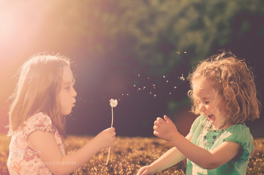 Photograph Kids days by Sidney Bovy on 500px