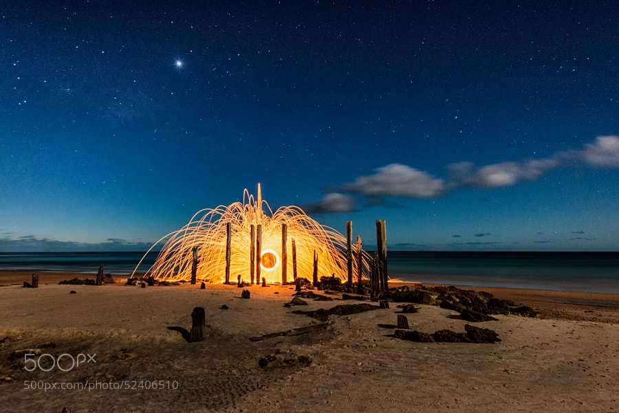 Photograph Willunga Shining by Bipphy Kath on 500px